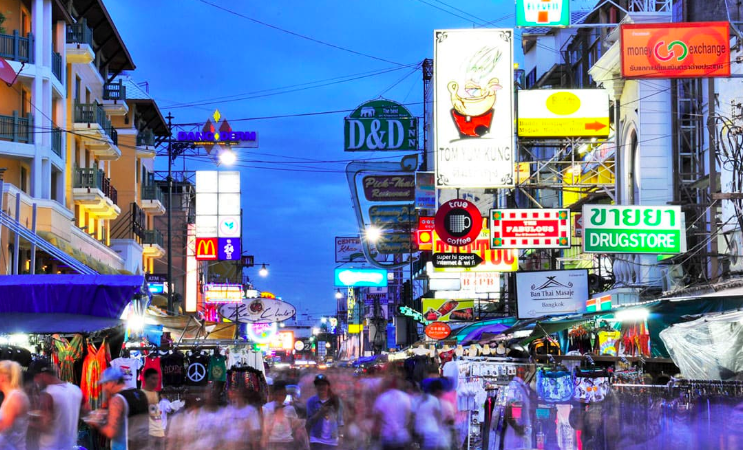 Khao San Road Travel Guide